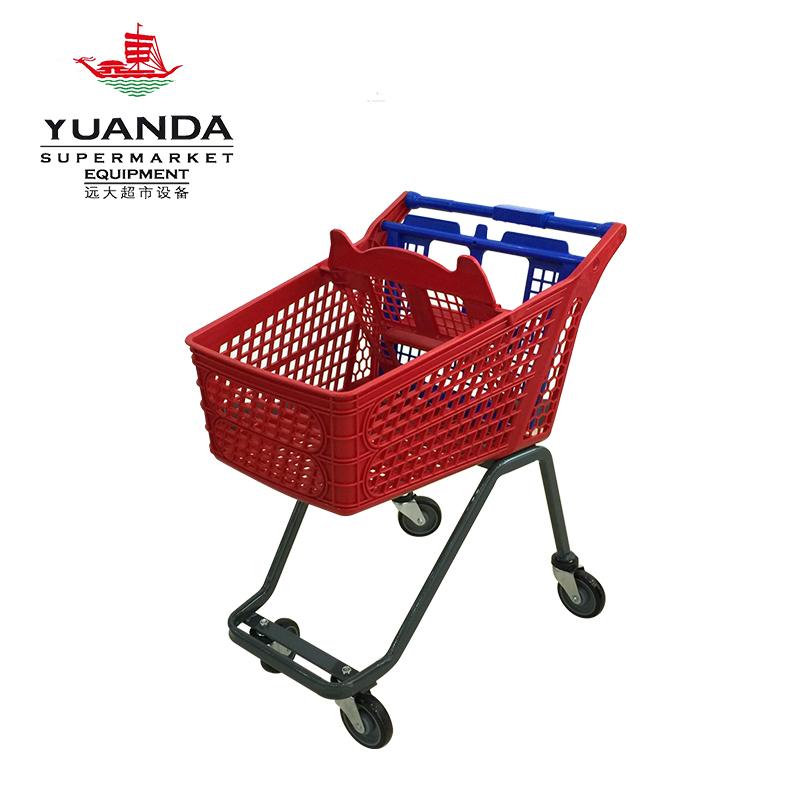 plastic shopping trolley5